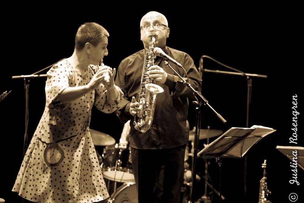 Neda and Labutis Jazz Quartet