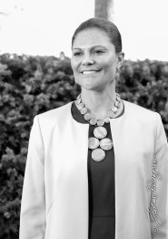 Crown Princess Victoria Pompeii
